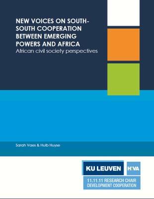 Cooperation Sud Sud Entre Les Puissances émergentes Et Lafrique